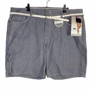 Lee Riders Midrise Denim Shorts Style It Two Ways